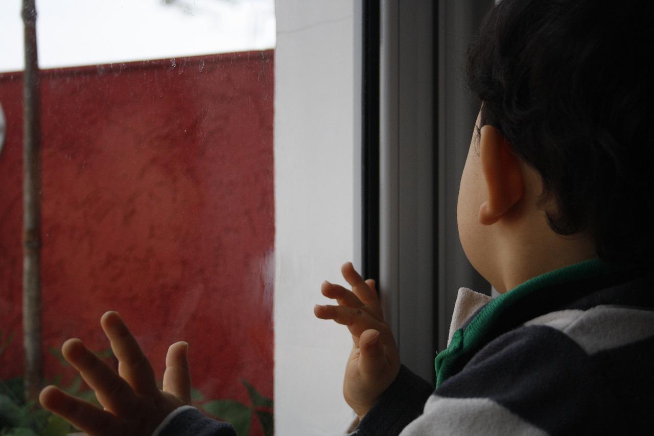Consejos de seguridad para ni os en ventanas venakal for Puertas seguridad ninos