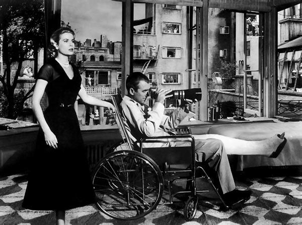 Ventanas en el cine: Hitchcock
