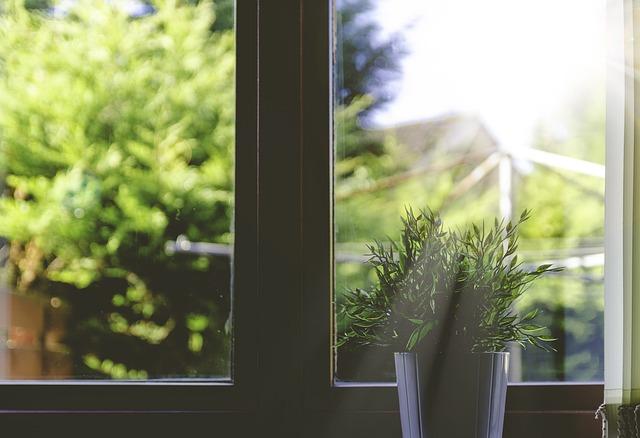 El factor solar en el vidrio