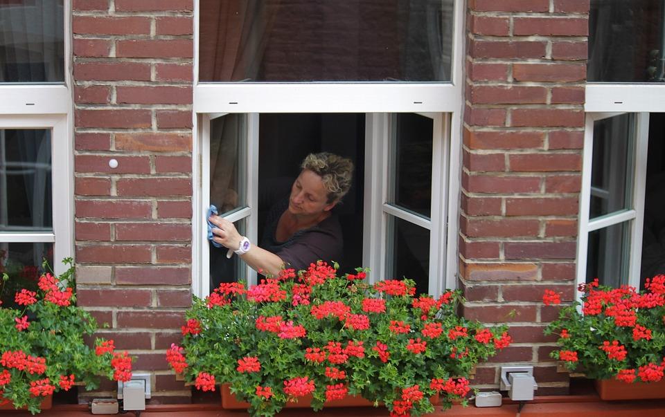 Consejos para limpiar ventanas