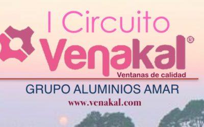 Circuito Venakal: calendario de torneos