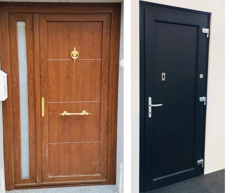Puerta Entrada-Tablero PVC3