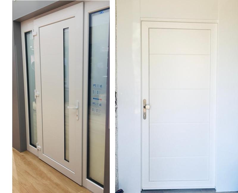 Puerta Entrada-Tablero PVC4