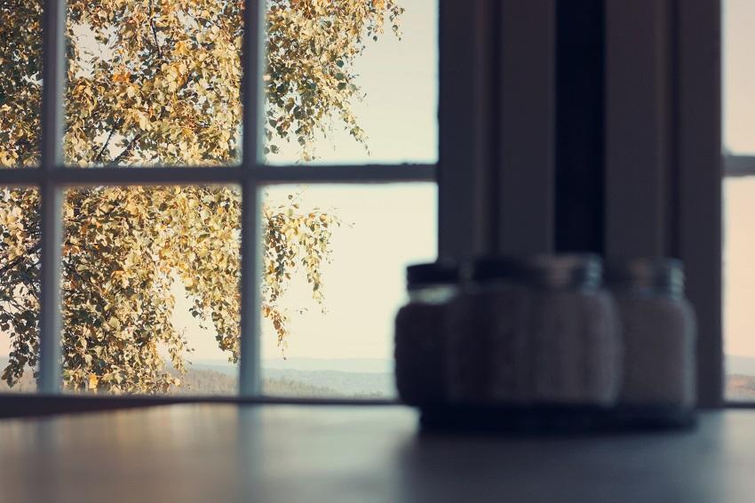 Ventanas listas para el otoño