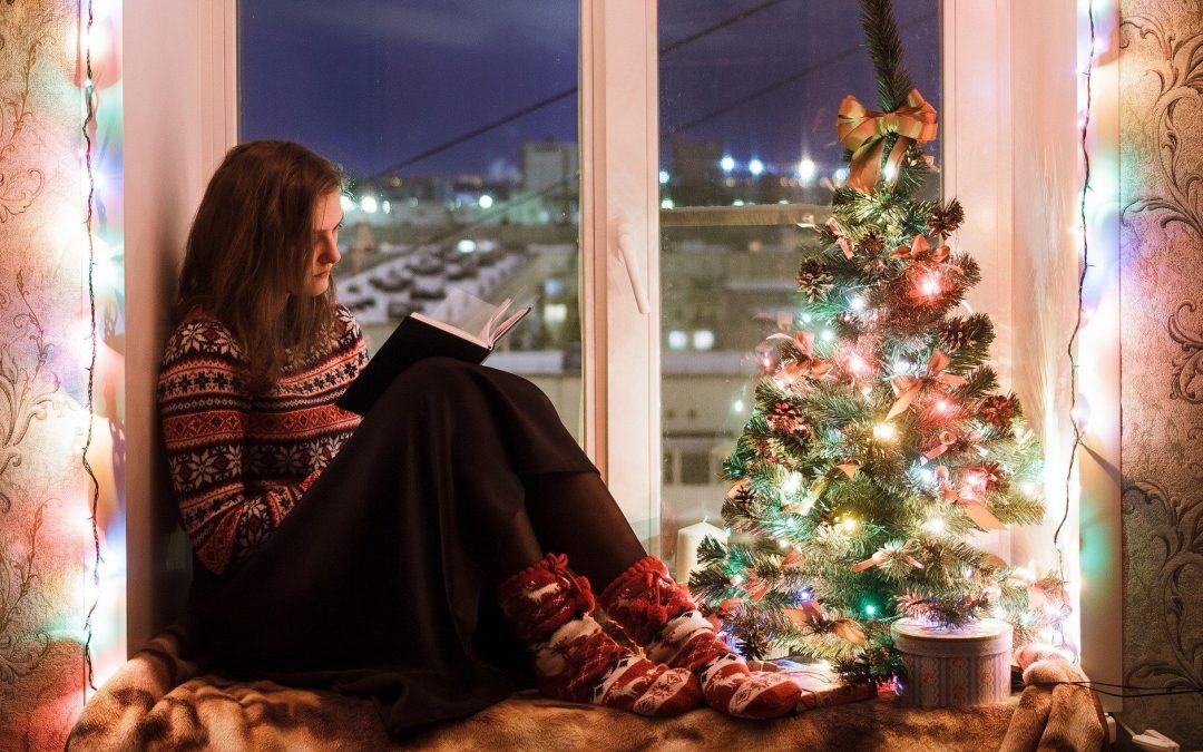 Ventanas: adórnalas para Navidad